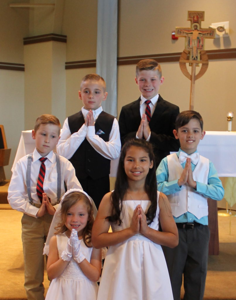 FirstCommunion2017